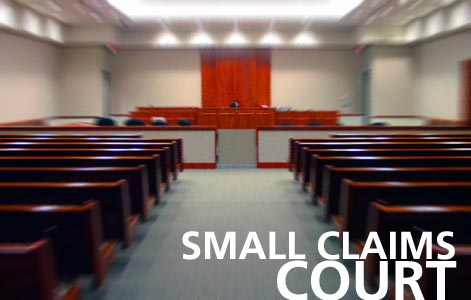 Ontario-Small-Claims-Court